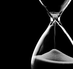Ein großer Faktor in unserem Business ist Zeit
