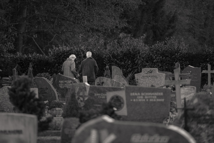 Blackwater.live - Friedhof