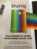 Blackwater.live - bunq. Die bunq Travel Card