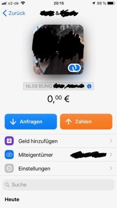 Bei bunq ist ein Gemeinschaftskonto genauso schnell erstellt wie die Teilung eines Dropbox Ordners. Und das mit bis zu 100 anderen Menschen.