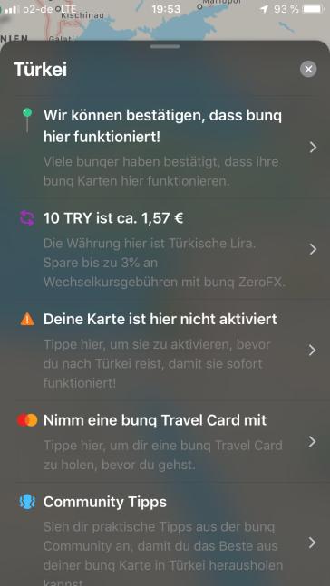 Weitere Reisetipps in der App.