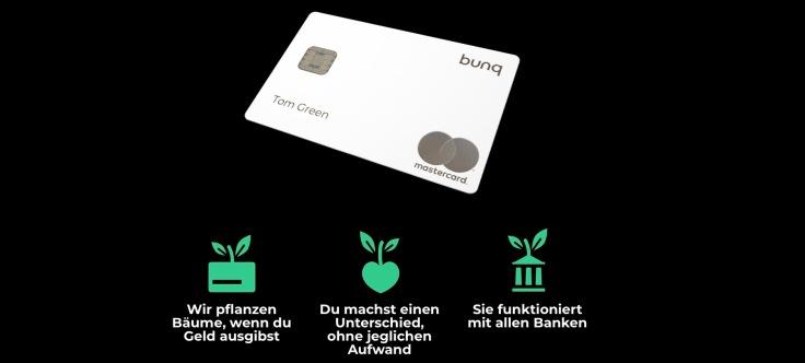 Blackwater.live - bunq Green Card